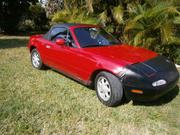 1993 Mazda Mazda MX-5 Miata Base Convertible 2-Door