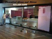 Mirror install service fort Lauderdale